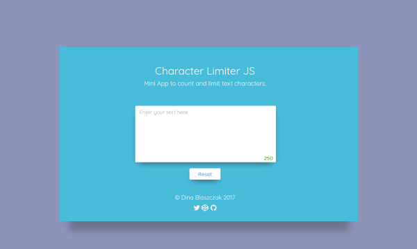 character limiter app